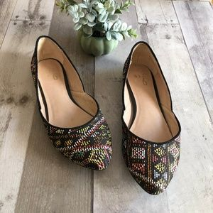 Mix No. 6 Addesso Flats Size 6